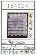 Bahamas - Michel 109 - Oo Oblit. Used Gebruikt - - Bahamas (1973-...)