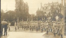 Militaria 1918  Carte Photo à Identifier - Guerre 1914-18
