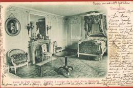 78-VERSAILLES Chateau-cpa Voyagée 1899 Vers TESCHEN-CIESZYN-Silèsie- Scans Recto Verso-Paypal Free - Versailles (Castello)
