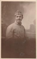 Rare Cpa Photo Soldat Du 15 - 1914-18