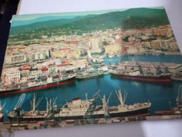 SAVONA PORTO NAVE SHIP  CARGO   VB1970  HH1934 - Savona