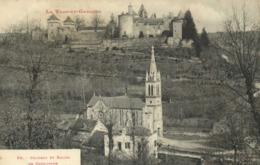 Chateau Et Eglise De Cornusson RV - Francia