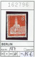Berlin - Deutschland - Germany - Allemagne  - Michel 187 - Oo Oblit. Used Gebruikt - - [5] Berlino