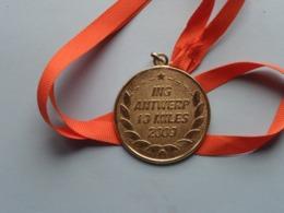 "ANTWERP TEN (10) MILES "" 2009 "" ( ING ) ! - Touristiques"