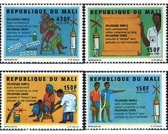 Ref. 126127 * MNH * - MALI. 2000. PALUDISM . PALUDISMO - Mali (1959-...)
