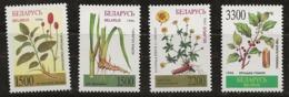 Biélorussie 1996 N°Y.T. : 185 à 188 ** - Bielorussia