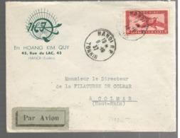 24960 - De HANOI Pour La France - Indochine (1889-1945)