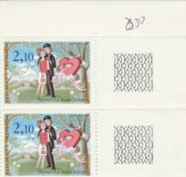 FRANCE 1985 N°2354** PEYNET LA PAIRE BDF - France