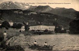 74 - Lac D'Annecy - TALLOIRES - Hôtel De L'Abbaye De La Tournette - Talloires