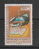 Djibouti 1997 Communications 719V  Oblit. Used - Djibouti (1977-...)