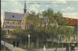 Coq-sur-Mer. L' Eglise Et Le Couvent Des Augustins. - De Haan
