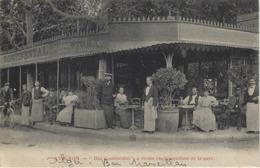 84 AVIGNON BAR CONTINENTAL PUBLICITE TRAMWAYS ST REMY EYRAGUES ROGNONAS CHATEAURENARD DEVANTURE COMMERCE VAUCLUSE - Avignon