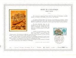 Document Artistique Philatélique Cérès N° 260 (YT N° 1913): RARE !!! - Documents De La Poste