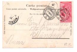 Wengernalp Jungfrau Bahn 1900 -----  548 - BE Bern