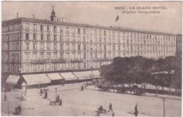 06. NICE. Le Grand Hôtel. Hôpital Temporaire - Cafés, Hôtels, Restaurants
