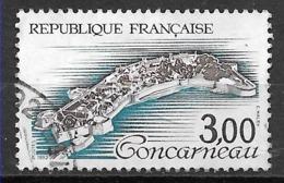 FRANCE  2254  Concarneau Remparts De La Ville-close . - Gebruikt