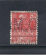 Y & T  N°  272  Perforé   M. G  68  Ind  5 - France
