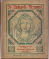 St Michiels Almanak - Missiehuis St Willibrordus Uden 1920 - Livres, BD, Revues