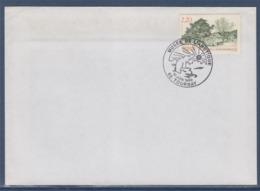 = Musée De L'Arctique, 65 Tournay 10 Juin 1989, Enveloppe Timbre 2586 - Eventos Y Conmemoraciones