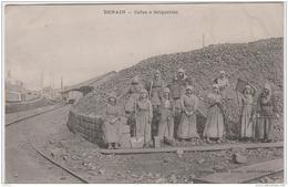 DENAIN CAFUS A BRIQUETTE 1907 TBE - Denain