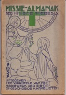 Almanak - Missie Almanak Der H. Kleine Theresia - 1931 - Livres, BD, Revues