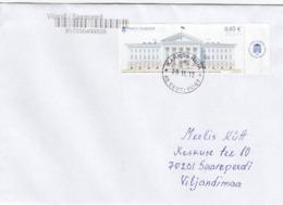 GOOD ESTONIA Postal Cover 2019 - Good Stamped: University Of Tartu - Estonia