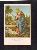 """89290    Italia,  L""""Adorazione,  Filippino Lippi,  Firenze,  Galleria Uffizi,  NV - Peintures & Tableaux"""