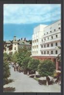 Romania, Govora, Tudor Vladimiresco Street, 1962. - Romania