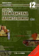 Japonska Bron Pancerna/ Japanese Armor Volume 4 - Englisch