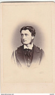 PHOTO CDV HOMME CHIC FAVORIS MODE SECOND EMPIRE Cabinet BARTHELEMY A METZ - Foto's