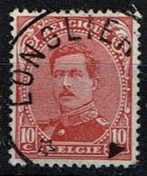 138  Obl Relais Longlier - 1915-1920 Albert I