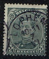 183  Obl Relais Lophem - 1915-1920 Albert I