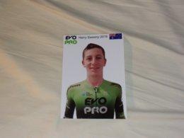 Harry Sweeny - Evopro Racing - 2019 (photo Kodak) - Ciclismo