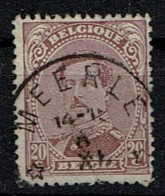 140  Obl Relais Meerle - 1915-1920 Albert I