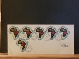 A11/819AB  DLETTRE   SIERRA LEONE TO BELG.  1986 - Sierra Leone (1961-...)