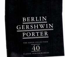 CD N°3638 - BERLIN - GERSHWIN - PORTER - COMPILATION 2 CD 40 TITRES - Jazz