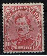 138  Obl Relais Maldert (Fl)/Maldert (Vl) - 1915-1920 Albert I