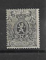 België  N° 23A X Scharnier - 1866-1867 Coat Of Arms