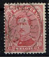 138  Obl Relais Mielen (Aalst) - 1915-1920 Albert I