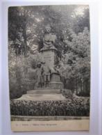 BELGIË - ANTWERPEN - LIER - Statue Tony Bergmann - 1909 - Lier
