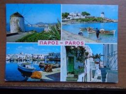 Griekenland - Greece / Paros -> Written - Grecia