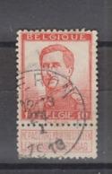 COB 118 Oblitération Centrale FLERON - 1912 Pellens
