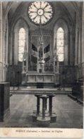 14 - EVRECY --  Interieur De L'eglise - Altri Comuni