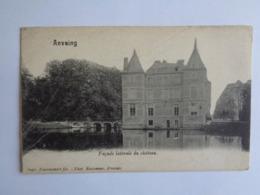 Anvaing - Façade Latérale Du Château - Frasnes-lez-Anvaing