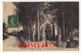 CPA - BAINS-les-BAINS - La Chapelle De La Bresse ( Arr. De Epinal 88 Vosges )  Edit. I. Ferry - France