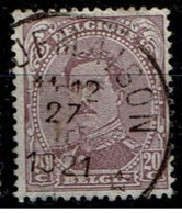 140  Obl Relais Neufmaison - 1915-1920 Albert I