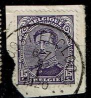 139  Obl Relais Oost-Eecloo - 1915-1920 Albert I