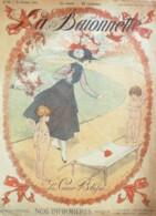 LA BAIONNETTE-1915- 16-JOURNAL SATIRIQUE-NOS INFIRMIERES-ICART FONTAN FABIANO SOHEK LEONNEC BRANLY - Books, Magazines, Comics