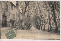 CPA-04-Alpes De Haute Provence- VOLONNE- Le Boulevard- - Frankreich