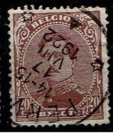 140C  Obl Relais Pervyze - 1915-1920 Albert I